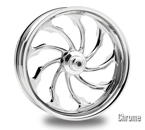 PM Torque Wheels (Chrome)