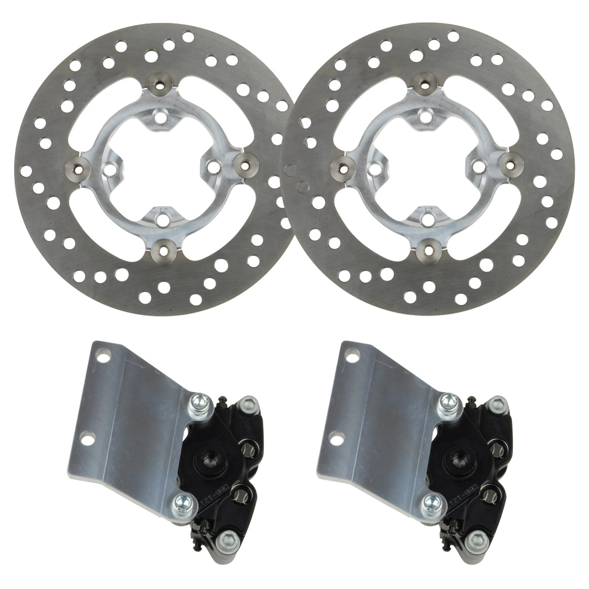 Pro Dual Disc Brake Kit