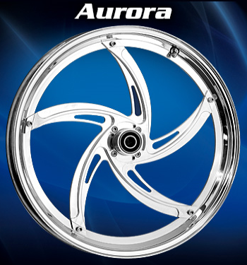 Aurora Dragbike Wheels