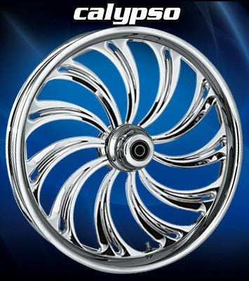RC Calypso Wheels (Chrome)