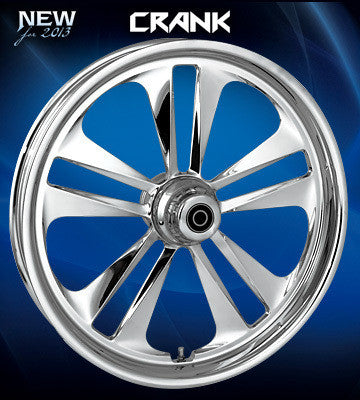 RC Crank Wheels (Chrome)