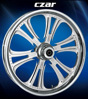 RC Czar Wheels (Chrome)