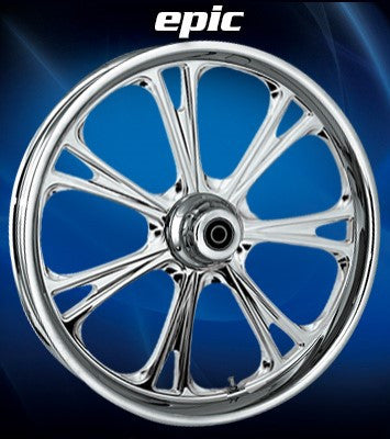 RC Epic Wheels (Chrome)