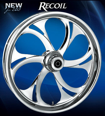 RC Recoil Wheels (Chrome)