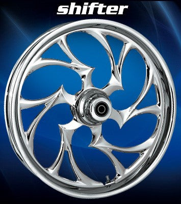 RC Shifter Wheels (Chrome)