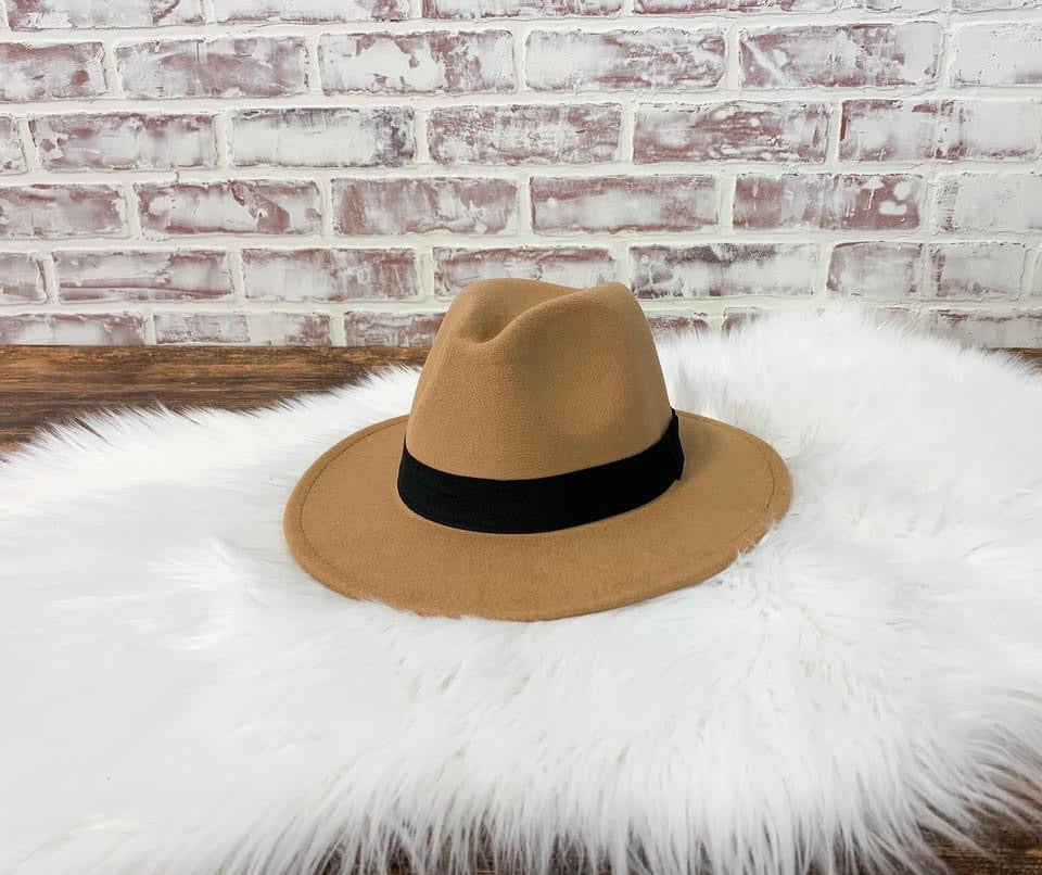 The Rancher Hat - Camel