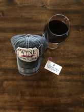 Load image into Gallery viewer, Wine O'Clock Hat - Latitudes Boutique