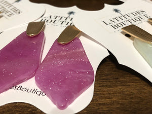 The Elsa Earring - Latitudes Boutique