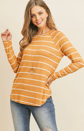 Yellow Boat Neck Blouse