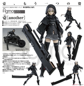 <SheetNo:61383/OrderPrice$564> No.485壹(another)(重兵裝型女子高生)=figma