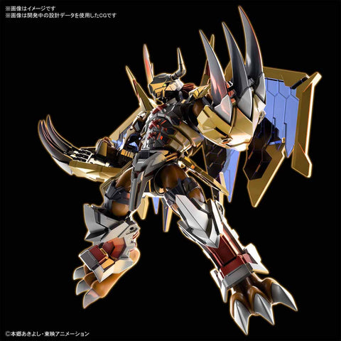 <SheetNo:40428/OrderPrice$260> 戰鬥暴龍獸(Amplified)=Figure-rise Standard模型
