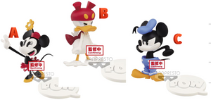 <SheetNo:50901-50903/OrderPrice各$86> Vol.2=Disney Charaters Mickey Shorts Collection景品