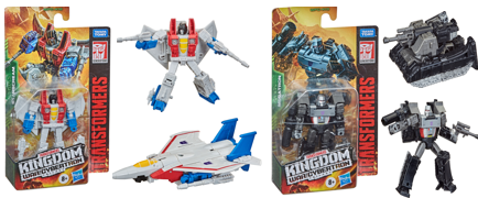 <SheetNo:81469&81470/OrderPrice$169&$288> Vertebreak &Rattrap &StarScream &Megatron=TF Siege WFC Core