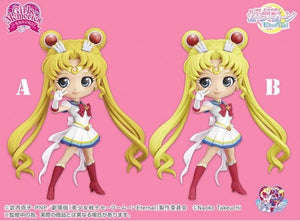 <SheetNo:51091&51092/OrderPrice各$113> 月野兔SuperSailormoon=美少女戰士Eternal Q-posket景品