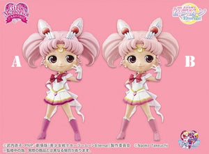<SheetNo:51093&51094/OrderPrice各$113> 小小兔SuperSailorChibimoon=美少女戰士Eternal Q-posket景品