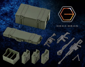 <SheetNo:20649/OrderPrice$112> Army Container Set=1/24 Hexa Gear Kitblock模型
