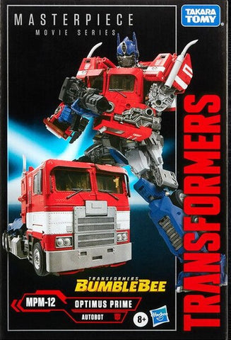 <SheetNo:81645/OrderPrice$799> MPM-12 柯柏文Optimus Prime (Bumblebee Movie)=Master Piece