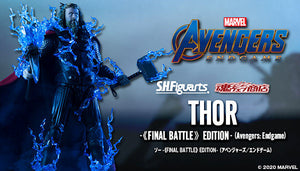 <SheetNo:32164/OrderPrice$646> 雷神Thor (Final Battle Edition)=Avengers E.G.SHF