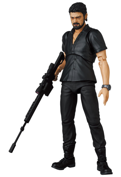 <SheetNo:81610/OrderPrice$598> No.154 William Billy Butcher=The Boys MAFEX