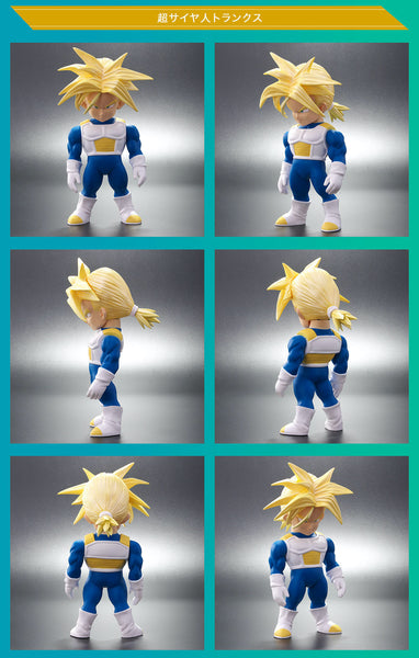 <SheetNo:32047&32048/OrderPrice各$880> 杜拉格斯(戰鬥服)=Dragonball Retro Sofvi Collection (魂Shop限定)