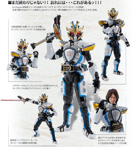 <SheetNo:31930/OrderPrice$699> 幪面超人IXA (Save mode/Burst mode)=SHF(真骨雕)