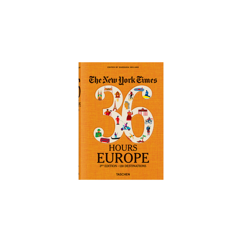 The New York Times: 36 Hours in Europe