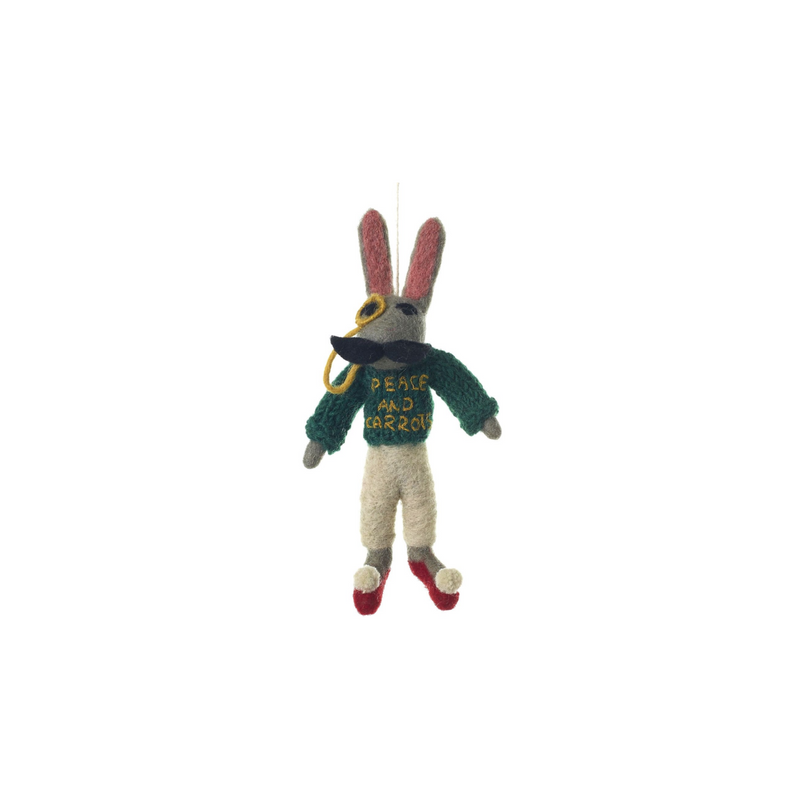 Eric Hare Sweater Ornament