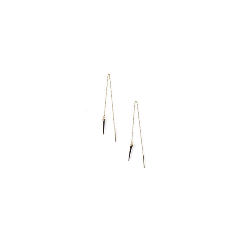 Petite Quill Cap Threaders