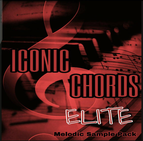 Iconic Chords ELITE sample pack