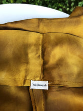Load image into Gallery viewer, Silk Pillowcase in Warm Oro & Rosado