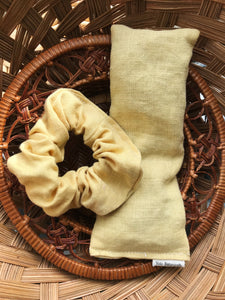 Linen Gift set in Warm Oro (large)