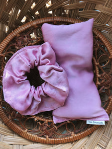 Silk gift set in Fuschia (large)