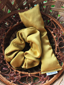 Silk gift set in Warm Oro (small)