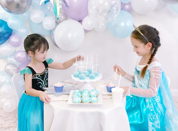 Frozen Party Ideas for Girls