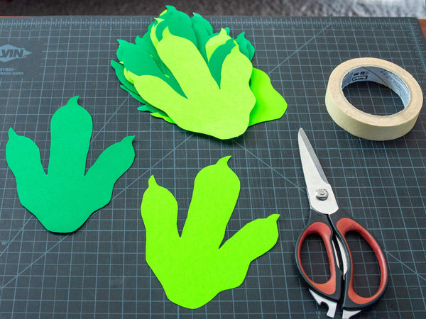 Roarsome Dinosaur Footprint DIY Tips