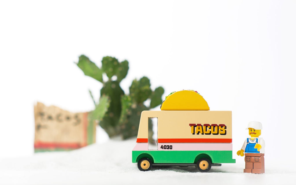 Cinco de Mayo kids gift ideas Taco Truck Toy