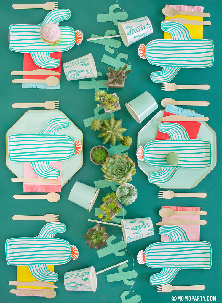 Cinco de Mayo Fiesta Tablescape Ideas