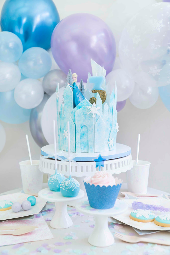 Girls Frozen Birthday Cake Ideas