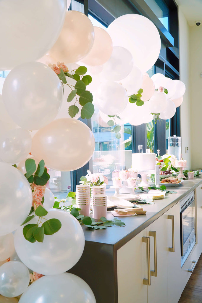 Girl Baby Shower Decoration Ideas