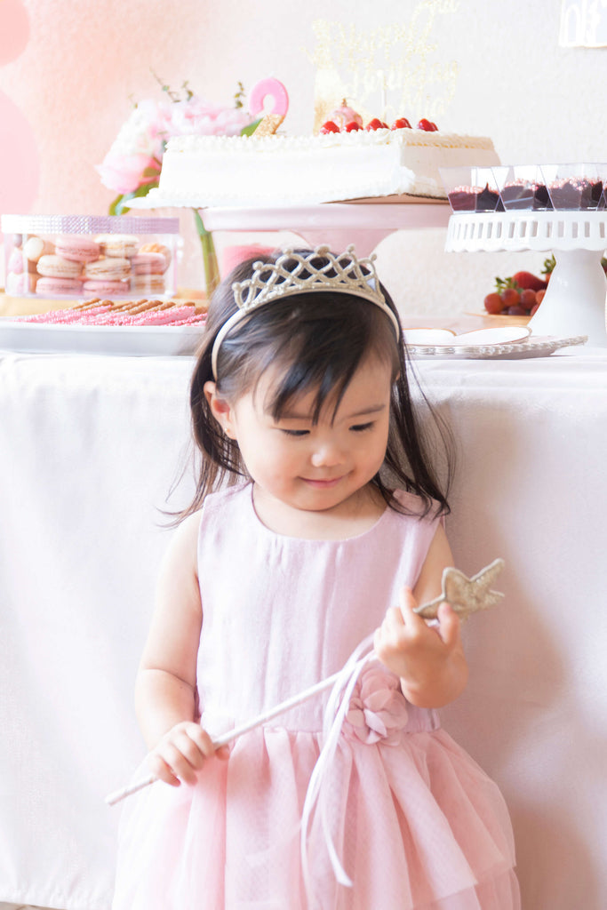 Girls Princess Party Dress Up Ideas