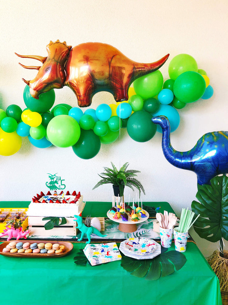 Kids Dinosaur Theme Party Ideas