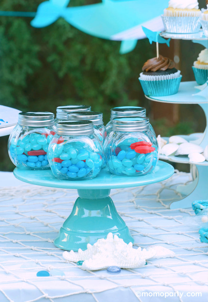 Kids Under-the-Sea-Birthday-Party_Treat Snack Ideas Jelly Beans by Momo Party