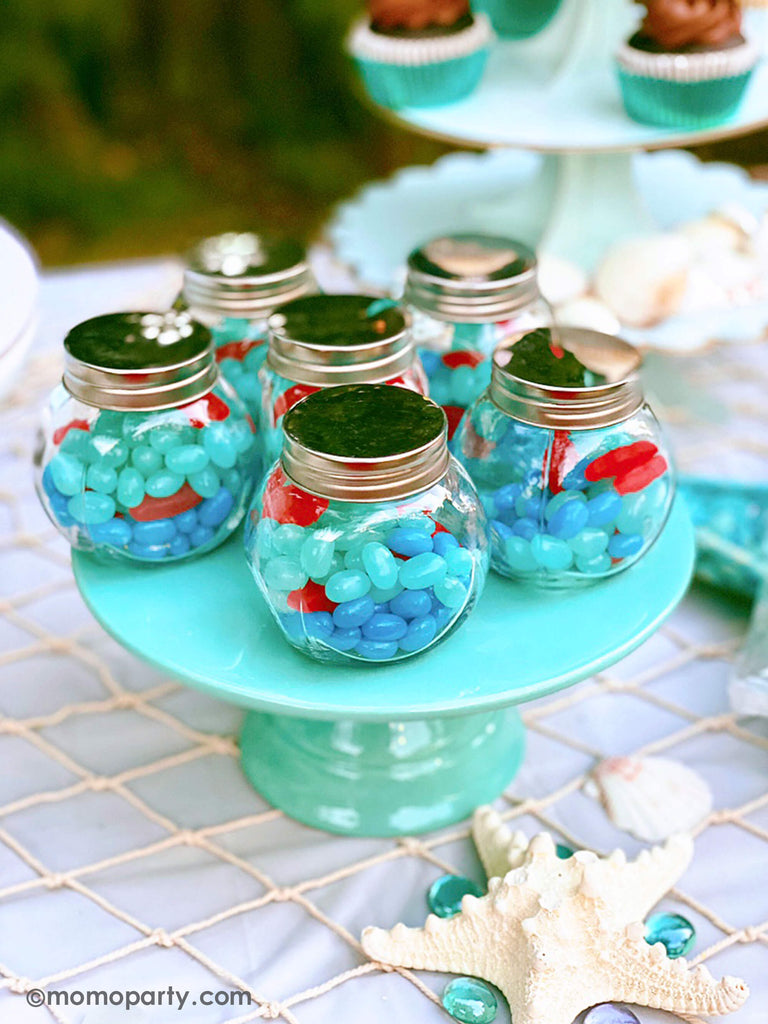 Kids Under-the-Sea-Birthday-Party_Treat Snack Ideas by Momo Party