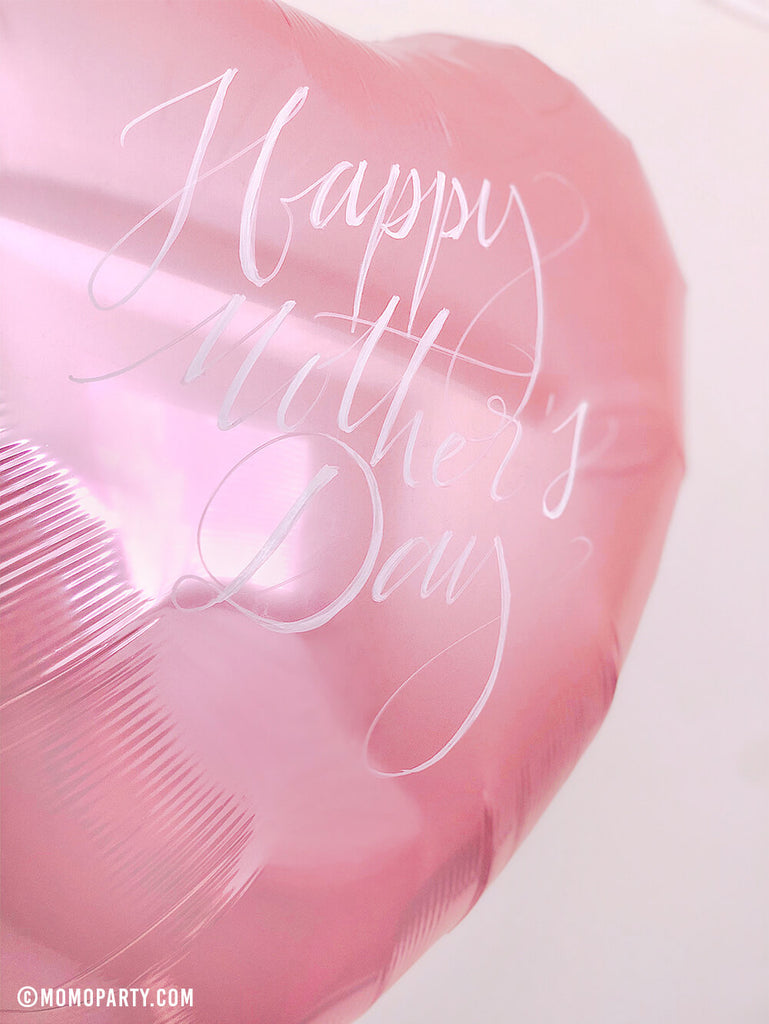 Mother's-Day-Personalized_Foil balloon_by Momo Party