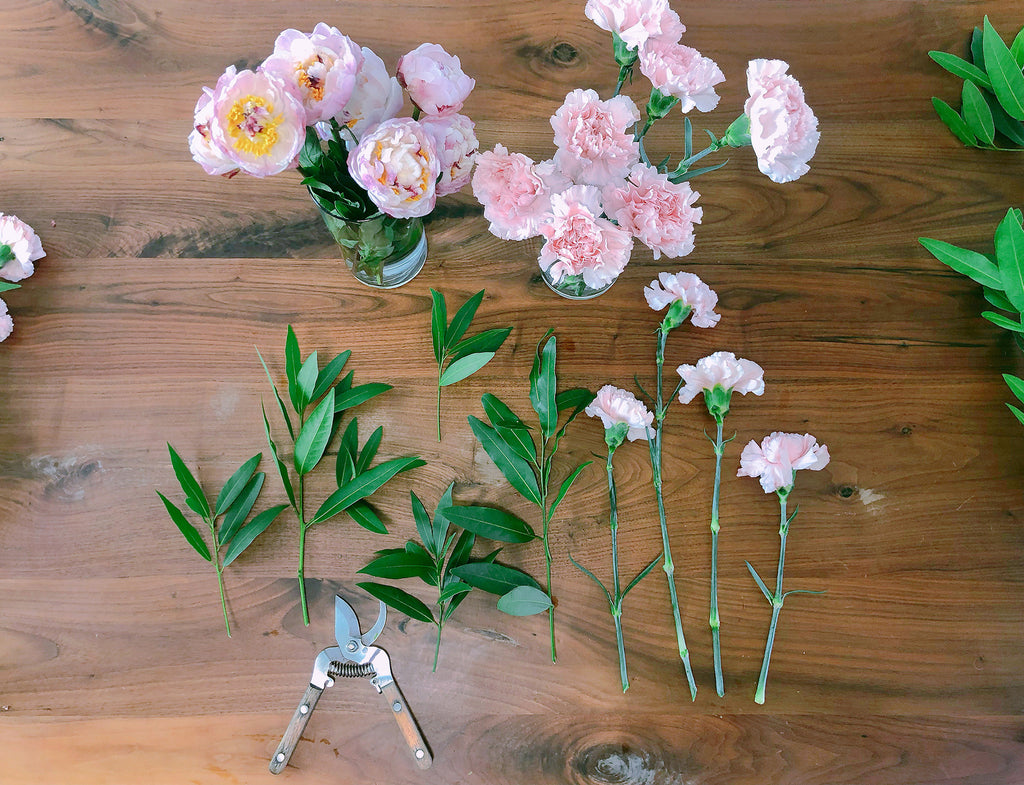 Pretty Floral Balloon Cloud Tutorial all flowers and greens trimmed.jpg