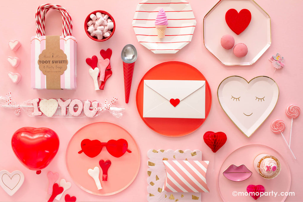 Valentine's Day Galentine's Day Party Ideas Styled by Momo Party
