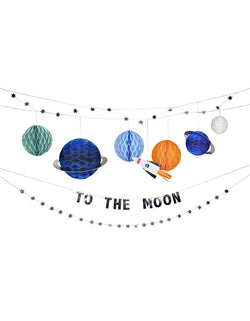 Meri Meri To The Moon Garland