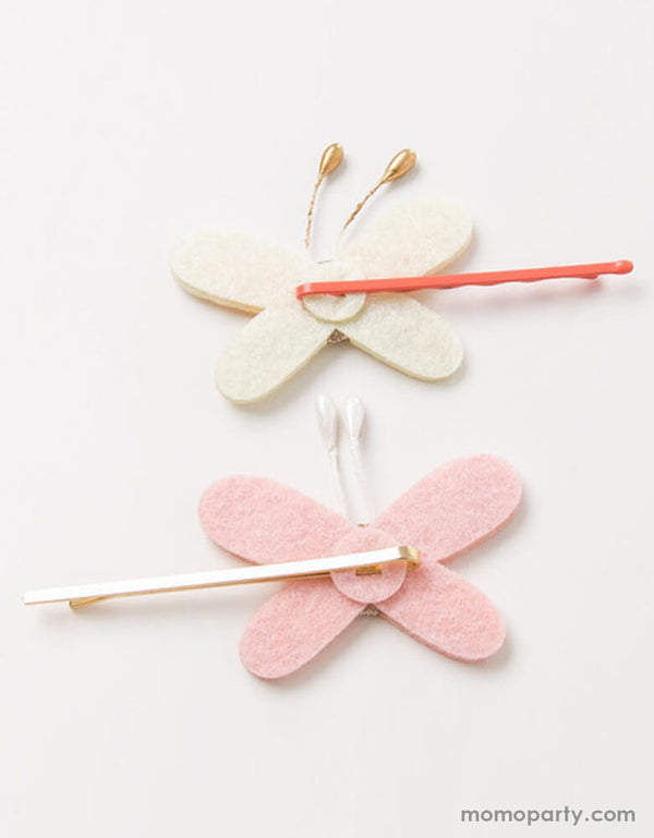 Beautiful Butterfly Hair Clip Set (Set of 2)