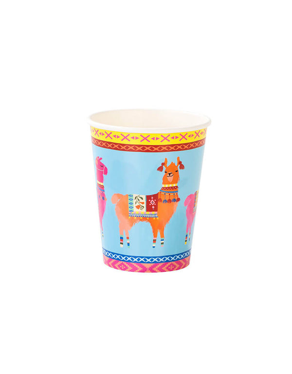 Talking Tables 9 oz Boho Llama Cup