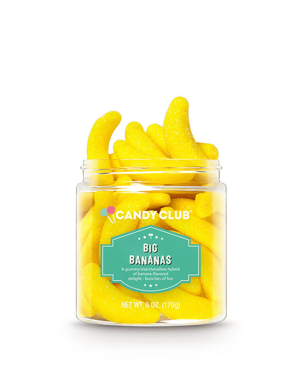 Banana Gummy Candies